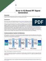 IQ RF Mapping