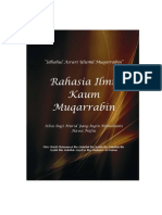 Rahasia+Ilmu+Kaum+Muqarrabin