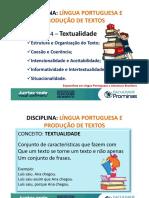 04- Textualidade