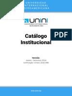 Catalogo UNINI PR Por v4r5 20171226