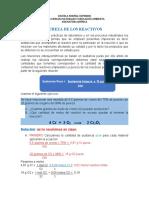 2_Pureza y rendimiento de reacción