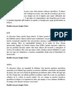 MONICIÓN DE OFRENDAS-FIESTA CARMELITA 2018