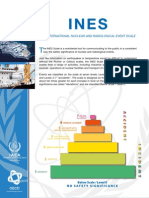 ines International Nuclear and Radiological Event Scale