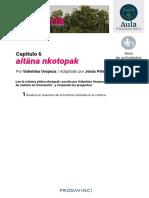 Aitäna nkotopak - Guía de actividades
