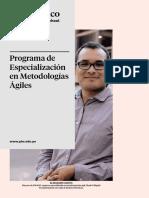BROCHURE- Metodologías Ágiles.2020
