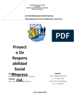 PROYECTO RSE