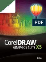 Manual Corel Draw X5
