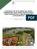 Conheça os 10 pilares do novo urbanismo que estão impactando diretamente na construção de loteamentos _ Halo Notoriedade Empresarial