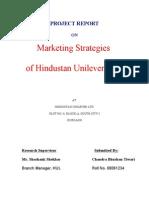 40173311 1152 Marketing Strategies of Hul 2