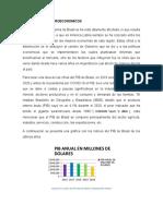 Brasil Datos Macroeconomicos Final
