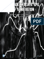 The Nightstalker Rpg Kit d'Initiation PDF