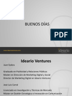 Presentacion Camara de Comercio Juan Galera