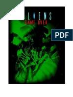 Aliens Game Over d20 RPG