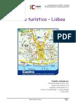 Roteiro turístico de Lisboa português