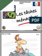 TACHES MENAGERES IMAGES LUDIQUES