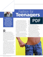 IBF Mar 11 - Fashion for Teenagers