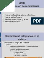 monitor en linux