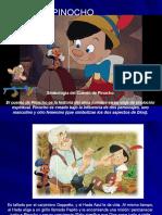 V Simbología de Pinocho
