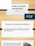 Alteridad y Pregunta Antropologica - Krotz (1)