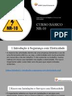 CURSO BÁSICO NR-10