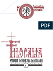 Filocalia 04 Talasie Libianul, Isichie Sinaitul, Filotei Sinaitul, Ioan Carpatiul Avva Filimon, Ioan Damaschin