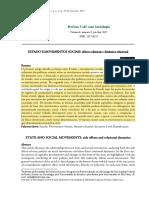 Nildo Viana - ESTADO E MOVIMENTOS SOCIAIS - efeitos colaterais e dinâmica relacional