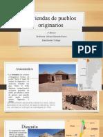 viviendas pueblos originarios