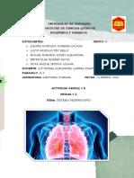ACTIVIDAD GRUPAL 5 ENFERMEDADES PATOLÓGICAS DEL SISTEMA RESPIRATORIO