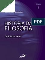 História Da Filosofia - Volume 4