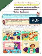 SPS3 Planificamos Acciones Para Una Cultura de Prevencion S3