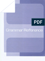 Grammar Reference