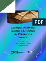 Dialogos Possiveis Historia e Literatura Em Perspectiva Volume 1
