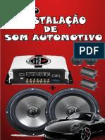 Curso Instalação de Som Automotivo - Apostila - 2