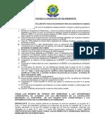 REQUISITOS PARA LA ADQUISICI+ôN  DE VISA PERMANENTE