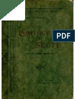 Arhiereu Grigorie Leu Botosaneanul - Confesiuni Si Secte Studiu Istoric Misionar