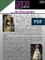 Recomendaciones Domingo Resurreccin
