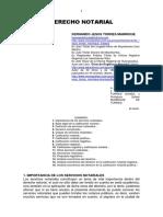 Servicios Notariales Peru