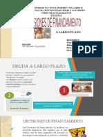 G3 DECISIONES DE FINANCIAMIENTO A LARGO PLAZO