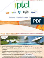 Introduction of PTCL Complete Report