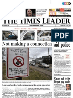 Wilkes-Barre Times Leader 4-1
