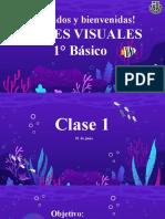Clase 1 Artes, 01 de junio