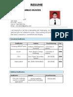 Documents Similar To Resume Readymade
