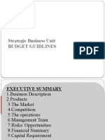 Budget2011-12 Guidelines ist draft