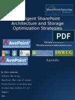 Intelligent SharePoint Architecture and Storage Optimization Strategies