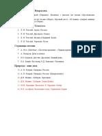 Программа По Литературному Чтению 4 Класс