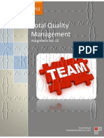 Total Quality Management-A02-TEAM CREATION PROCESS