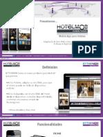ByTheWeb - Nuevo Lanzamiento HotelMob, Marketing Mobile para Hoteles