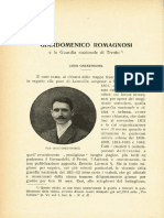 Giandomenico Romagnosi e la guardia nazionale di Trento - Luigi Onestinghel