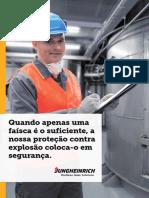 Antideflagrante Ex PT 4175 13