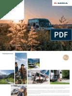 ADRIA - Mini Vans 2021